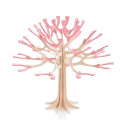 Lovi_Season_Tree_11,5cm_naturalwood_cherrypink